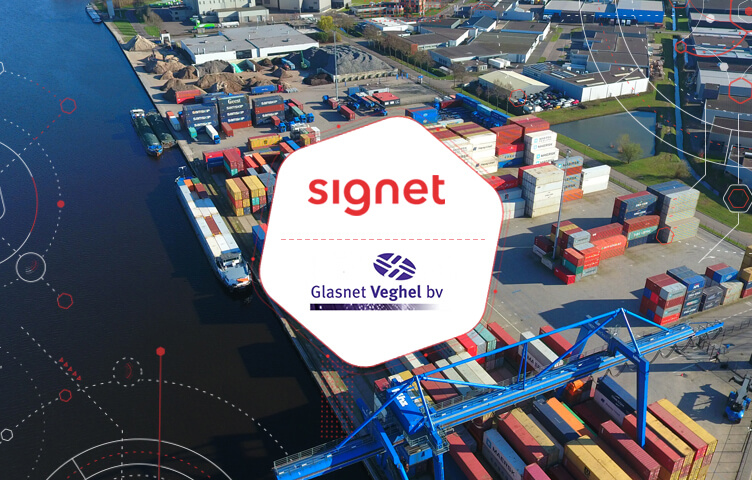 Aansluiting voor Veghel, Erp en Schijndel in samenwerking met Glasnet Veghel